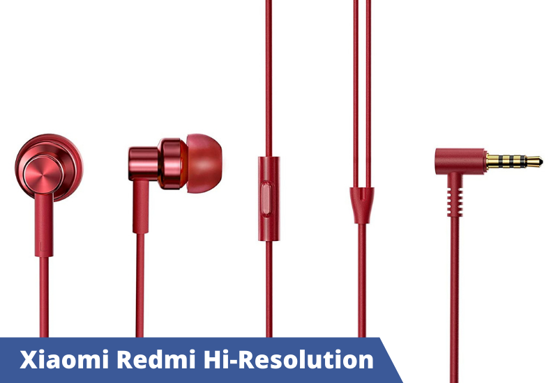 Xiaomi Redmi Hi-Resolution Audio