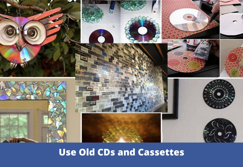 Use Old CDs