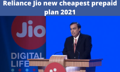 New JIO plan