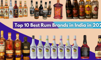 Top 10 Best Rum Brands in India in 2021