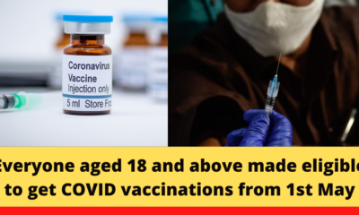 COVID vaccinations