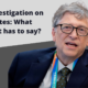Affair investigation on Bill Gates