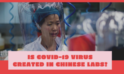 COVID-19 Virus created in Chinese labs