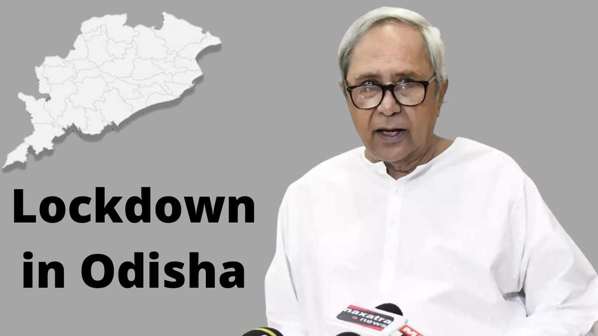 Lockdown in Odisha