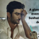 events after Sushant Singh's death