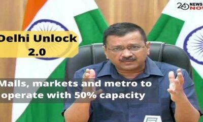 Delhi Unlock 2.0-