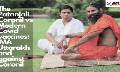 The Patanjali Coronil vs Modern Covid vaccines: IMA Uttarakhand against Coronil