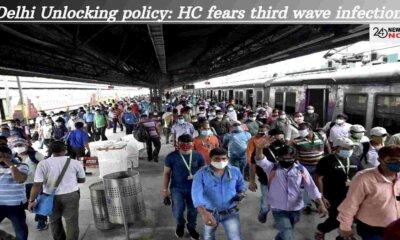 Delhi Unlocking policy