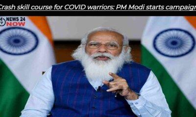 PM Modi starts campaign