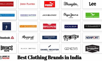 Top 20 Best Clothing Brands in India