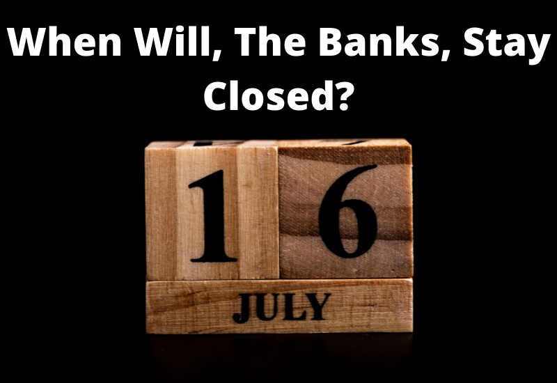 When Will, The Banks, Stay Closed