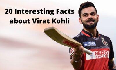 Interesting Facts about Virat Kohli