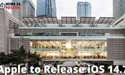 Apple to Release iOS 14.7