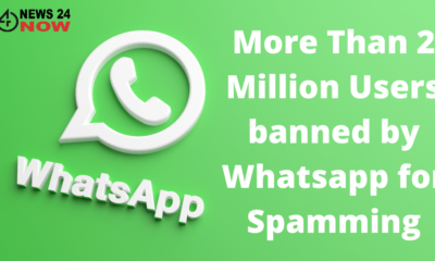 More Than 2 Million Users banned by Whatsapp for Spamming
