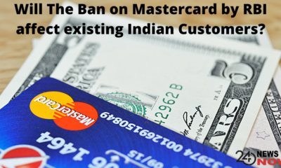 Ban on Mastercard by RBI affect existing Indian Customers
