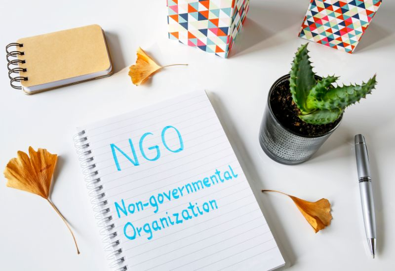 An initiative by NGO