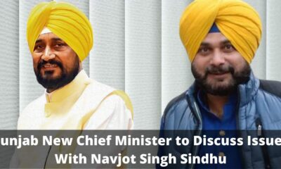 Punjab new Chief Minister to discuss issues with Navjot Singh Sindhu