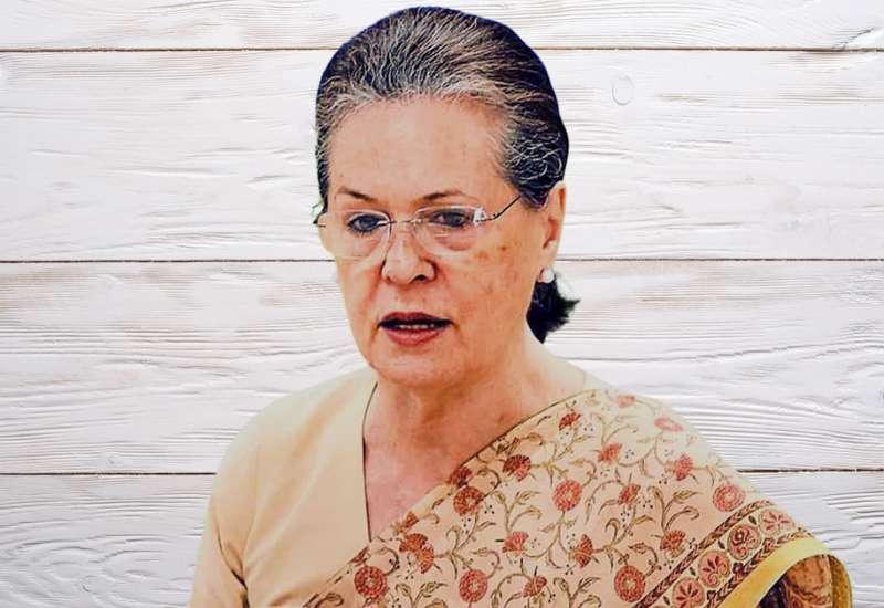 Statement of Sonia Gandhi