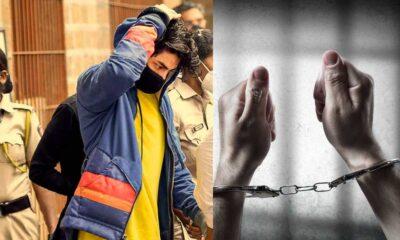 Aryan Khan's arrest
